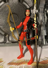 EEG! Custom Marvel Legends Mirage Dani Moonstar Generation X Men Hellions Suit