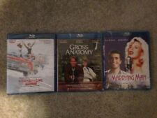 Lot Of (3) NEW Unopened Three Blu-ray Disc Movies!! 2 PG-13, 1 R
