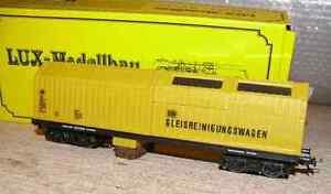 SH Lux 8830 Gleisstaubsaugerwagen A/c für Märklin analog und digital einsetzbar