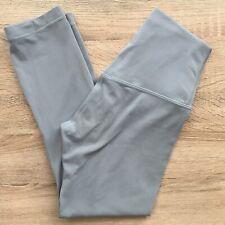 "Lululemon Align Pant Light Blue 2 US 6-8 UK 21"" Cropped Leggings EUC"