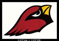 ARIZONA CARDINALS FOOTBALL NFL TEAM LOGO DESIGN DECAL STICKER~BOGO 25% OFF
