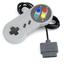 16-Bit Controller für Super Nintendo SNES System Console Control Pad Gamepad