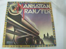 Vinyl LP - Manhattan Transfer - The best of im Zustand VG-