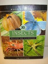 World of Animals 30 Insects and Other Invertebrates Mollusks and Echinoderms