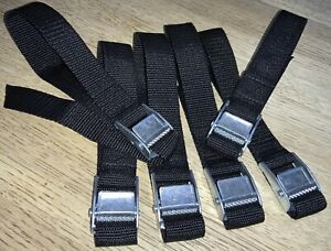 Replacement straps for Thule RideOn 9402/9502 9403/9503 Bike Rack Straps X 6 973