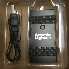*Atomic Lighter* Rechargeable Electric Lighter Windproof USB Chargeable Used