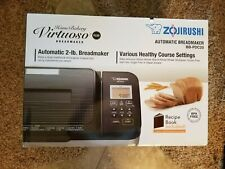 Zojirushi BB-PDC20 Home Bakery Virtuoso Plus Breadmaker 2lb loaf  & FREE YEAST!