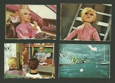 Thunderbirds Gerry Anderson Scarce 1967 Spanish Cards Lot Q