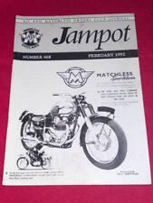 JAMPOT - AJS & MATCHLESS - Feb 1993 #468