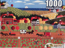 PUZZLE.....JIGSAW.....KLEEM......Pumpkin Bay.....1000 Pc...Sealed