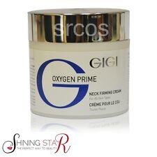 GIGI Oxygen Prime Advanced Neck Firming Cream 250ml 8.4fl.oz