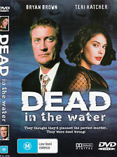 Dead In The Water-1991-Bryan Brown-Movie-DVD
