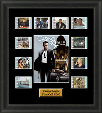James Bond Casino Royale (2006) Film Cells FilmCells Movie Cell Presentation