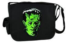 Frankenstein Monster Messenger Bag Cross Body Bags Classic Horror Movie Clothing