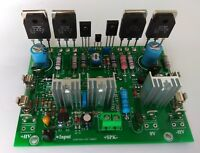 Power Amplifier DIY 100W 1XPCB Board Class AB With TO-3P or TO-247