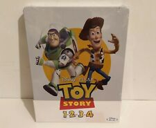 TOY STORY COLLECTION BLURAY STEELBOOK 1-4 FILM NUOVO SIGILLATO ITA