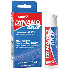 Screaming O Dynamo Delay Male Genital Desensitizing Desensitizer Prolong Spray
