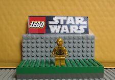 """STAR WARS LEGO LOT MINIFIGURE  MINI FIG   """"  C-3PO   GOLD  """""""
