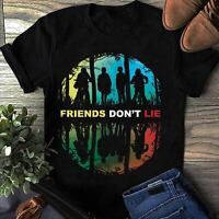FRIENDS DON'T LIE - STRANGER THINGS SHIRT