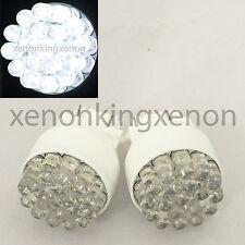 3157 White LED 19 Round 3057 3057A 3155 3357 Bulb #w14 For Back Up Reverse Light