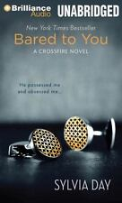 Crossfire: Bared to You 1 by Sylvia Day (2012, MP3 CD, Unabridged)