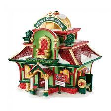 Department 56 North Pole Village 2016 SANTA'S CHAIR WORKS 4050967 Dept 56 Santas