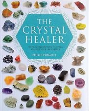 THE CRYSTAL HEALER Philip Permutt  (2016)  NEW BOOK - FREE POST  Healing Power