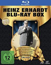 Heinz Erhardt 5 BLU-RAY-Box (u.a. Drillinge an Bord/Witwer..) Filmjuwelen Bluray