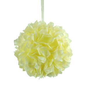 Silk Hydrangeas Flower Kissing Balls Wedding Centerpiece
