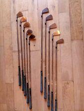 Mizuno mx 300 irons 3-PW 52&60 degree quad cut wedges. Nippon ns pro shafts.