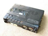 SONY TC-D5M Professional Stereo Cassette Recorder Used No testing done Repair BZ