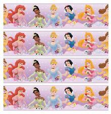 Disney Princess Edible Icing Ribbon Cake Decoration