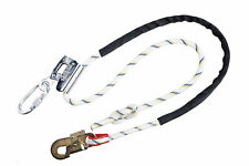 Portwest - Fall Arrest Work Positioning Lanyard With Grip Adjuster