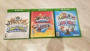 Skylanders Xbox One Game Disks