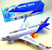 Flugzeug Boeing A 380 Elektrisches Spielzeug Air Bus Kinderspielzeug Kinder m150