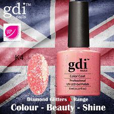 UK SELLER Gdi Nails Diamond Glitters K04 UV/LED Gel Soak Off nail polish