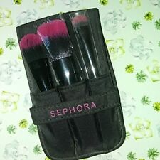 sephora makeup brush travel set