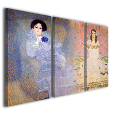 Quadri moderni Gustav Klimt IX riproduzioni stampe su tela canvas ® quality