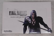 FINAL FANTASY TCG OPUS III 3 BOOSTER BOX - 36 Packs English Ed. Square Enix NEW