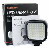 Godox LED36 Video Light Photo Lamp for Canon Nikon Sony Camera Camcorder DV