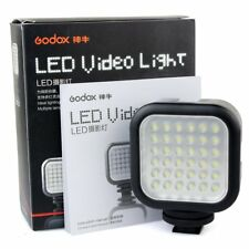 Godox LED36 Video Lamp Light For Digital Camera Camcorder DV Canon Nikon Sony