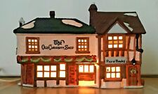Dept 56 Dickens Village The Old Curiosity Shop #5905-6 1987 in original box