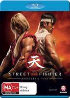 Street Fighter - Assassin's Fist (Blu-ray) NEW/SEALED [Region B]