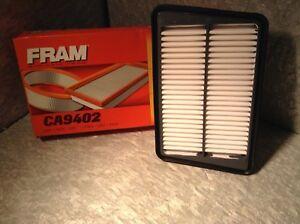 Air Filter-Extra Guard Fram CA9402  /  WIX  42156