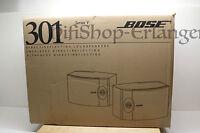 Paar Bose 301 Series V Direct - Reflecting Lautsprecher System Nagel NEU / OVP