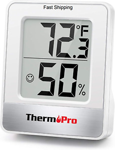 Mini Thermo Pro LCD Digital Indoor Hygrometer Thermometer Humidity Monitor Meter