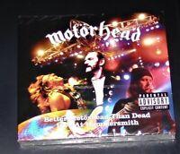 """Motörhead Better Than """" que """" Dead Live At Hammersmith Double CD Dans Digipak"""