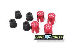 Hot Racing 1/10 Scale Look Red Wheel Hub 5 Lug ACC74MB02