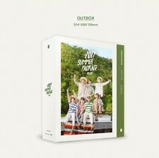 2017 BTS SUMMER PACKAGE VOL.3 PHOTOBOOK+DVD+ARMY FAN+STICKER (Free Tracking)