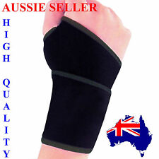 Wrist & Palm Support Brace Pain Relief Strap Carpal Tunnel Thumb Protector